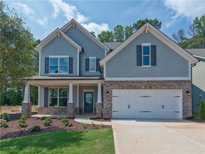 Woodstock Single Family Home For Sale: 303 Chesterfield Cove