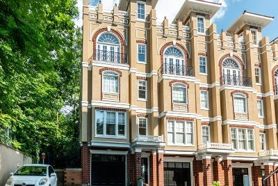 Atlanta Condo/Townhouse For Sale: 794 Clifton Heights Lane