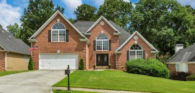 Dacula Single Family Home For Sale: 707 Glen Valley Way