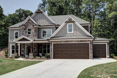 Cartersville Single Family Home For Sale: 28 Branchcreek Pass SE
