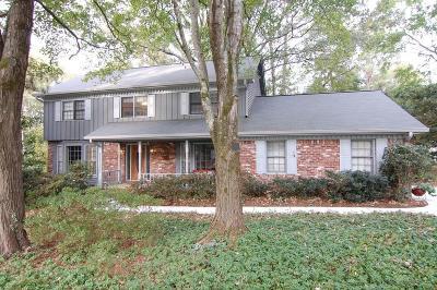 Marietta Single Family Home For Sale: 4315 Revere Circle