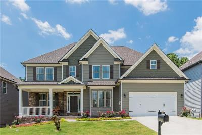 Dallas Single Family Home For Sale: 468 Crimson Drive
