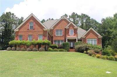 Acworth Single Family Home For Sale: 4886 Huntington Park Court