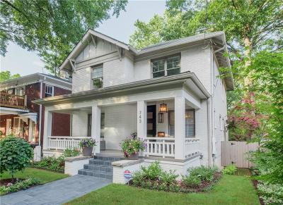 Midtown Single Family Home For Sale: 743 Argonne Avenue NE