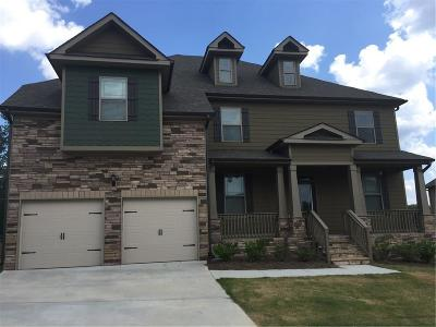 Loganville Single Family Home For Sale: 3812 Dragon Fly Lane