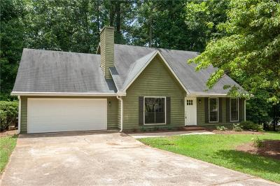 Alpharetta Single Family Home For Sale: 375 Broken Lance Place