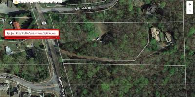 Cumming Residential Lots & Land For Sale: 1110 Canton Highway