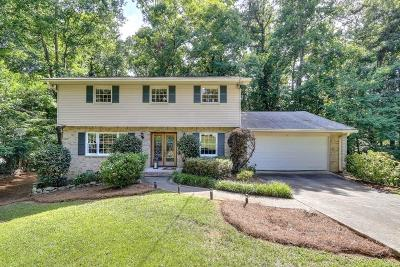 Single Family Home For Sale: 1167 Sanden Ferry Drive