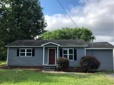Calhoun GA Single Family Home For Sale: $124,900