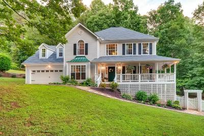 Douglasville Single Family Home For Sale: 5370 Yeager Road