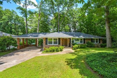 Atlanta Single Family Home For Sale: 2152 Council Bluff Court NE