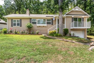 Acworth Single Family Home For Sale: 197 Lakeshore Circle