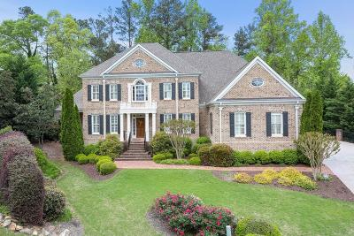 Marietta Single Family Home For Sale: 468 Anniston Court
