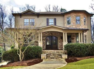 Single Family Home For Sale: 1173 Amsterdam Ave NE