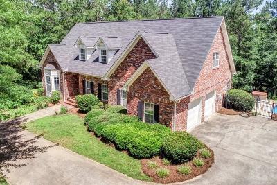 Villa Rica Single Family Home For Sale: 9636 W Union Hill Road