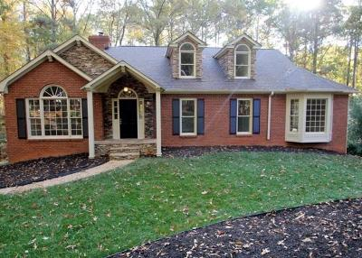 Marietta Single Family Home For Sale: 23 Midway Road