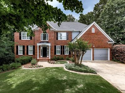 Canton Single Family Home For Sale: 121 Willow View Lane