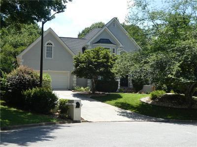 Alpharetta Single Family Home For Sale: 740 Tuckahoe Trail
