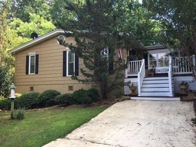 Single Family Home For Sale: 1120 Stephens Street SE