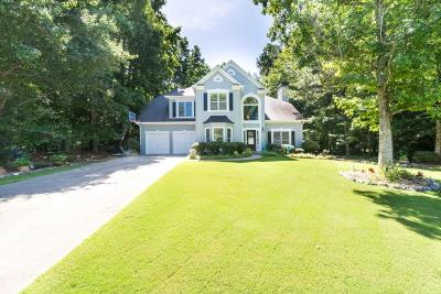 Alpharetta  Single Family Home For Sale: 225 Rose Meadow Lane