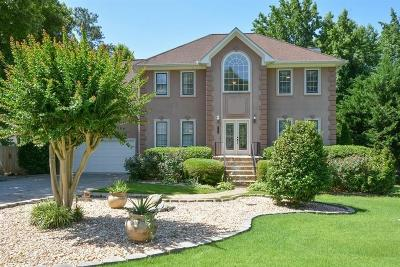 Kennesaw Single Family Home For Sale: 4292 Country Garden Walk NW