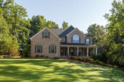 Oxford Single Family Home For Sale: 90 Mountain Crest Drive