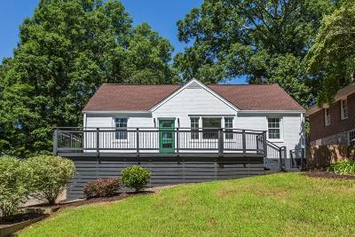 Decatur Single Family Home For Sale: 824 Gardenia Lane