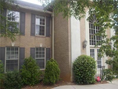 Atlanta Condo/Townhouse For Sale: 750 Dalrymple Road #A2
