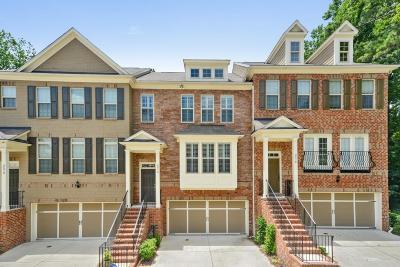 Atlanta Condo/Townhouse For Sale: 3574 Seymour Drive