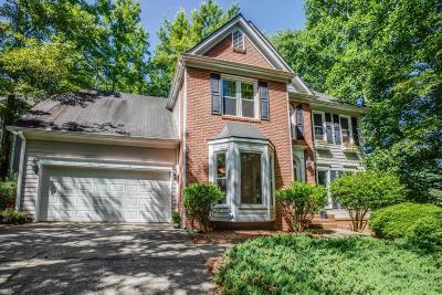 Alpharetta Single Family Home For Sale: 105 Ashewoode Downs Lane