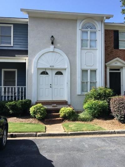 Atlanta Condo/Townhouse For Sale: 4003 Elm Street Street