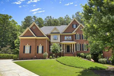 Alpharetta GA Single Family Home For Sale: $639,000