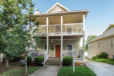 Grant Park Single Family Home For Sale: 767 Woodson Street SE