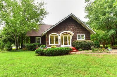 Single Family Home For Sale: 1728 Whitlock Road