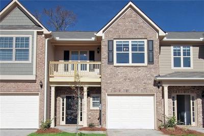 Atlanta GA Single Family Home For Sale: $223,390