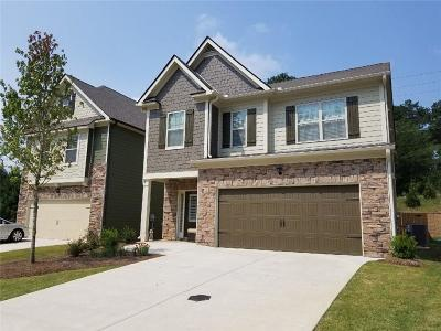Acworth Single Family Home For Sale: 126 Dream Court