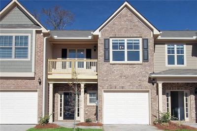 Single Family Home For Sale: 2389 Castle Keep Way