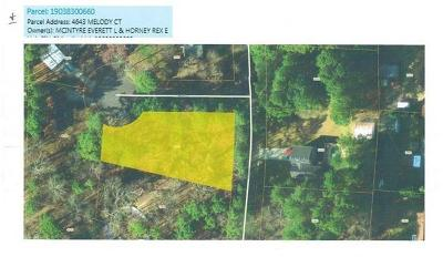 Residential Lots & Land For Sale: 4643 Melody Court