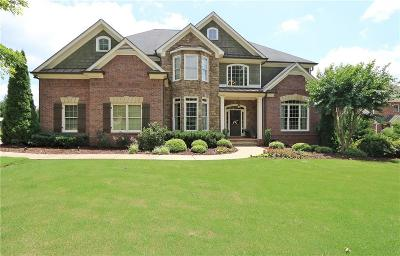 Acworth Single Family Home For Sale: 6289 Fernstone Trail NW