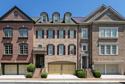 Smyrna Condo/Townhouse For Sale: 4321 Bridgehaven Drive #20