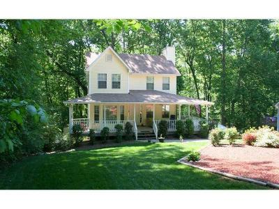 Dawson County Single Family Home For Sale: 172 Oak Harbor Trail