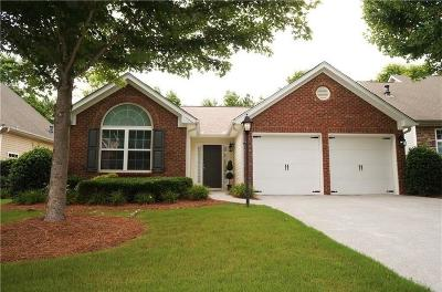 Acworth Single Family Home For Sale: 5177 Centennial Creek View NW