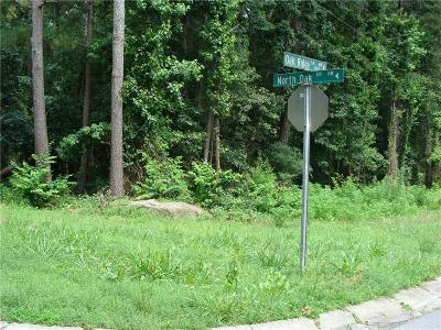 Lawrenceville Residential Lots & Land For Sale: 1871 N Oak Drive