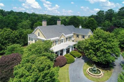 Snellville Single Family Home For Sale: 4547 Shiloh Ridge Trail