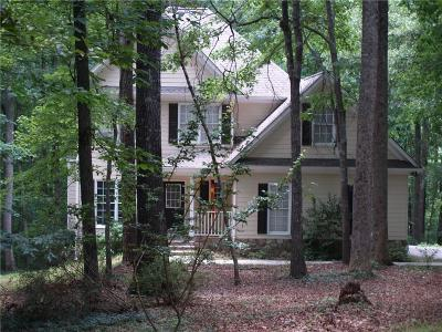 Alpharetta, Cumming, Johns Creek, Milton, Roswell Single Family Home For Sale: 124 Brook Hollow Lake Trail
