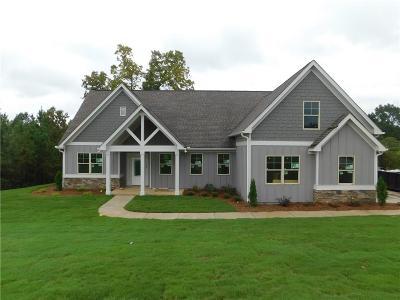 Jasper Single Family Home For Sale: 44 Village Ridge