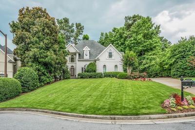 Single Family Home For Sale: 4640 Gateside Lane SE