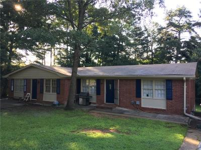 Barrow County, Forsyth County, Gwinnett County, Hall County, Newton County, Walton County Single Family Home For Sale: 3274 Duluth Pines S