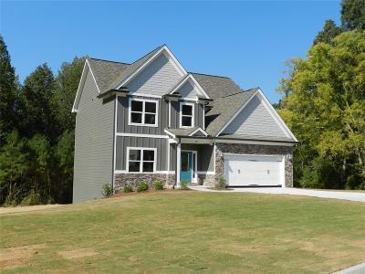 Cartersville Single Family Home For Sale: 34 Rock Ridge Court SE