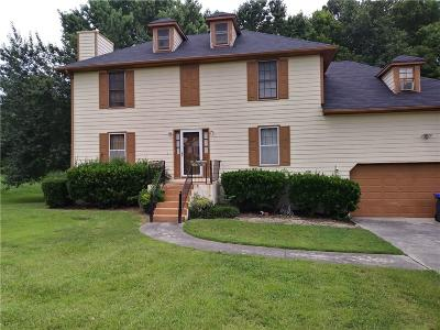 Snellville Single Family Home For Sale: 2542 Oak Grove Lane